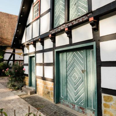 Nebengebäude des Ramselhofes