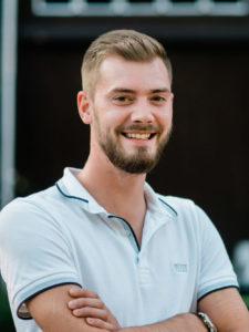 Ihr Ramselhof-Team: Jan Lukas Walter