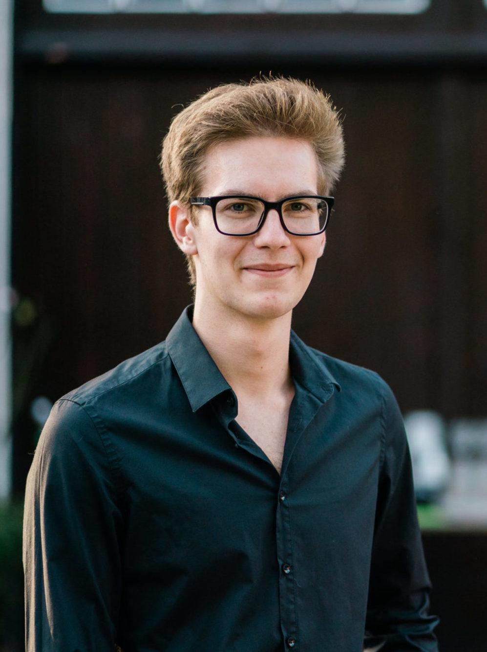 Ihr Ramselhof-Team: Lucas Weyers